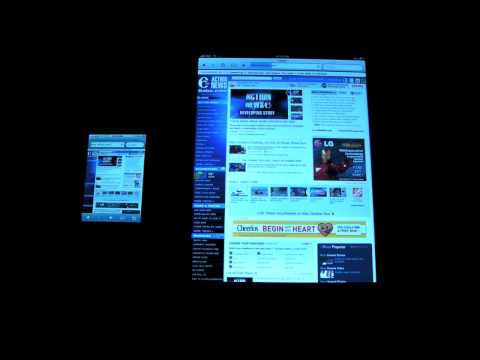 iPad 3G Speed Test