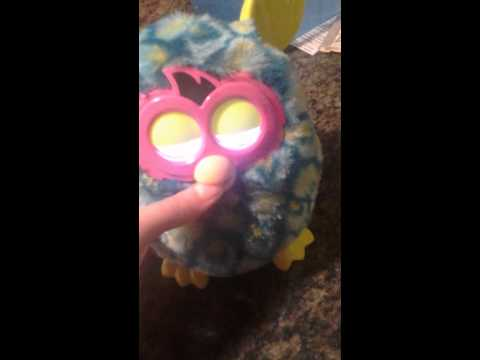 Furby boom changes (Episode 1 Furby Changing)