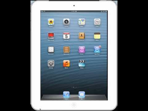 Managing Photo Privacy Settings on iPad