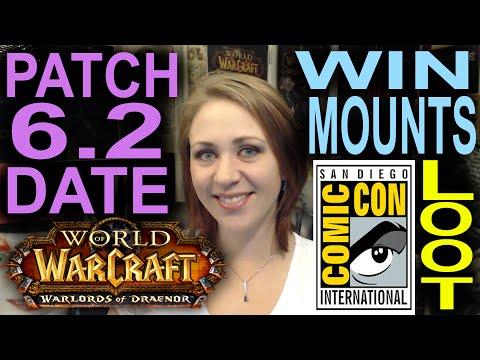 WoW Patch 6.2 Release Date, Hellfire Citadel Schedule, Pathfinder Tracker