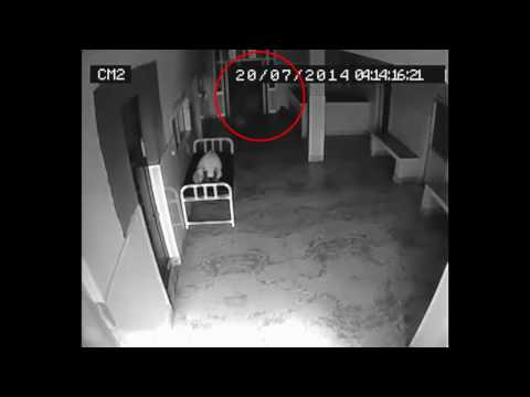Ghost Coming Out Of Dead body Caught On CCTV Camera | Soul Leaving Dead Body, Hospital CCTV Footage