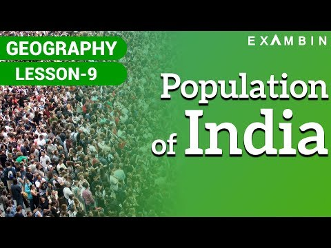 Demography of India - Population of India