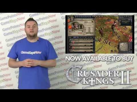 Crusader Kings 2 In Stock Now At GameKeysNow.com