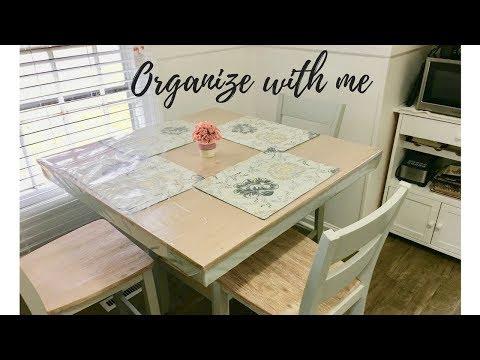 Quick new home Kitchen Organization Nazkitchenfun