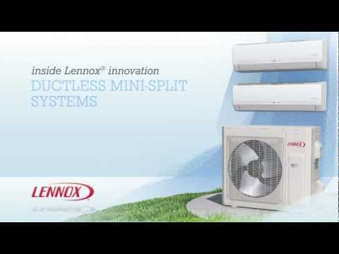 Lennox Ductless Mini-Split Systems
