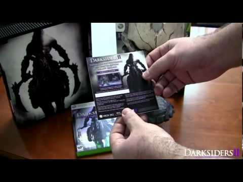 Darksiders 2 Official Unboxing Collector Edition