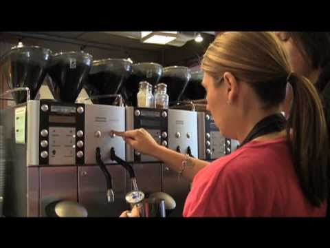 Patch Editor Katelynn Metz Attempts to be a Barista