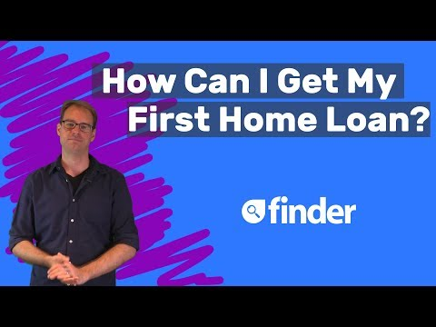 Three ways to get your first home loan