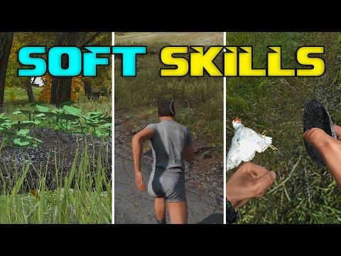 DayZ Soft Skills & Stamina System | What we know so far