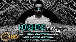 Konshens - Nuh Give A Damn (Raw) [Substance Abuse Riddim] August 2016