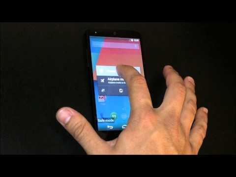 How to get LG Nexus 5 IN & OUT of safe mode