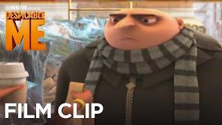 "Despicable Me -  Clip: ""Coffee Shop"" - Illumination"