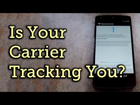 Find Out if Your Wireless Carrier is Tracking Your Activity on Android [How-To]