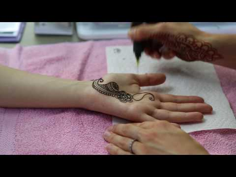 Henna by Elyse Sadtler - New Preston Event 7-8-17