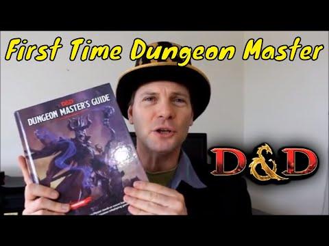 D&D (5e): First Time Dungeon Master.