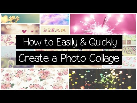 Easily & Quickly Create a Photo Collage   How to Tutorial   Photo Editing with Picasa (Free)