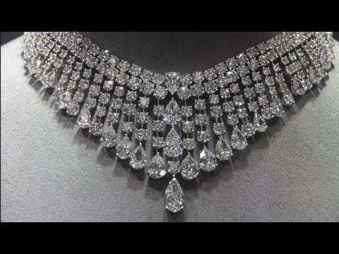 Top 6 Beautifull And Classic Graff Necklaces