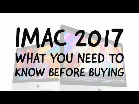 iMac 2017 Buying Guide | Review | Comparision
