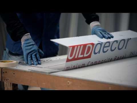 BUILD DECOR Aluminum Composite Panel
