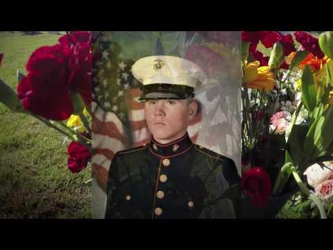 Sgt  Joshua Jernigan Marine Corps Funeral
