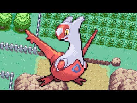 Pokemon Leaf Green Randomizer Nuzlocke 08 - Legendary Heroes