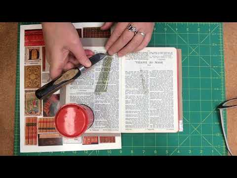 Remove old yellowed tape from book pages: Save Your Books