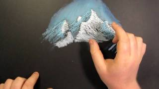 Download Tips and Tricks~How to Draw mountains with Oil Pastel Video