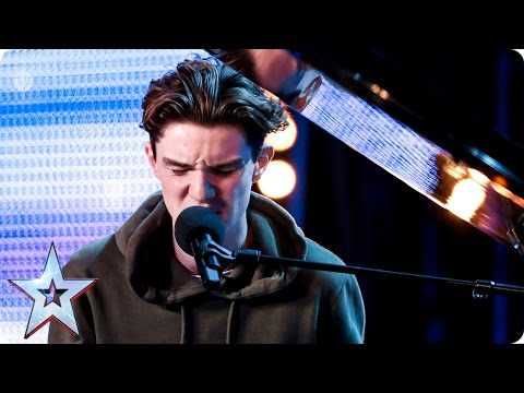 Xxx Mp4 Harry Gardner Breaks Hearts With Song For His Nan Auditions Week 4 Britain's Got Talent 2017 3gp Sex