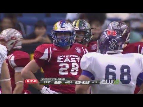San Antonio Sports All Star Game 2016