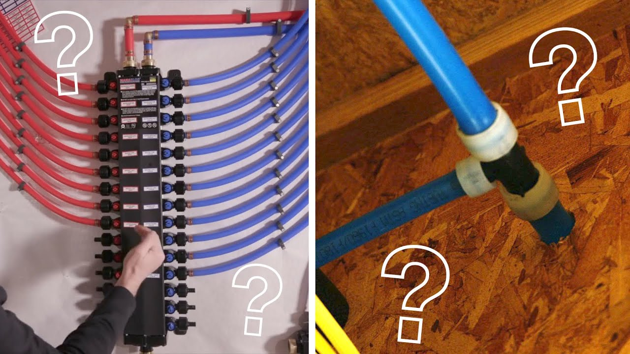 What's the BEST Plumbing System