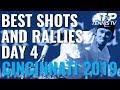 Best Shots And Rallies Cincinnati 2019 Day 4
