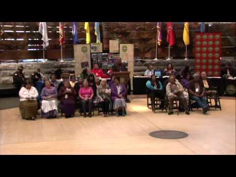 Creek Hymnal Singing