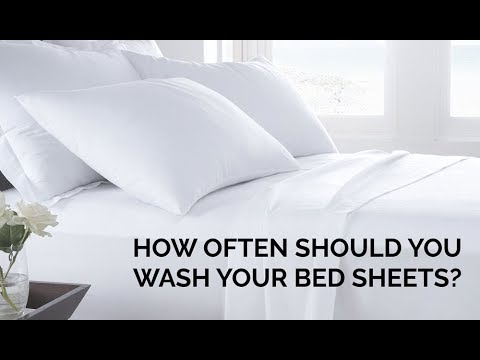 How Often Should Your Bed Sheets Be Washed?