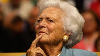 Barbara Bush Dead at 92: A Look Back at the Former First Lady