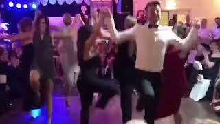 Fantastic Irish Wedding Dance