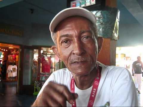 Leroy Makes Hummingbirds in Jamaica