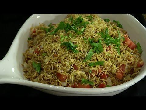 Noodle  Bhel - A Quick Snack Recipe