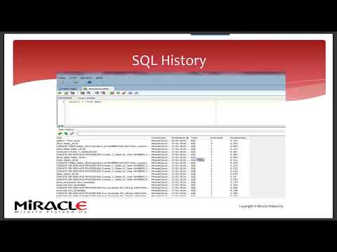 Top 10 Features of Oracle SQL Developer everybody should use, even in the Cloud by Heli Helskyaho
