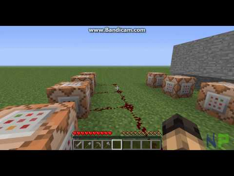 Minecraft Command Blocks, Episode 2: Giving Items