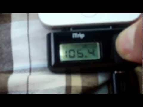 Griffin iTrip for your ipod & iphone FM Transmitter