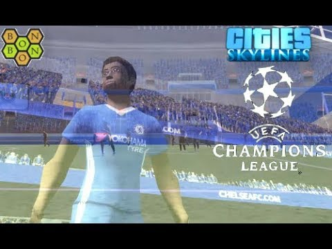 Cities Skylines - Champions League Special