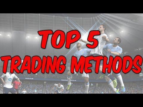 CRAZY METHODS - Top 5 Trading Methods (Inform Methods) | Fifa 14 Ultimate Team (5 Crazy Methods)