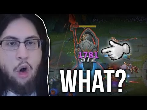 Imaqtpie - ONE SHOTTING TOWERS? ADC ZIGGS IS ABSURD
