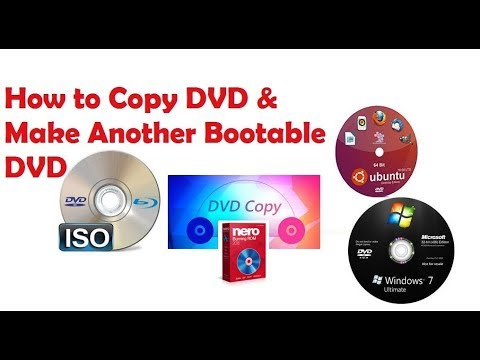 How to Copy DVD and Burn directly using Nero