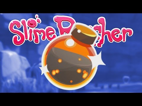 Slime Rancher - Lava Dust and Largo Creation! - Let's Play Slime