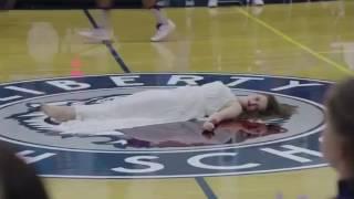 CLAY BASKETBALL SCENE - 13 REASONS WHY