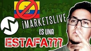 Imarketslive Es Una Estafa??? (negocio Legítimo O PirÁmide?) Trading En Forex