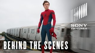 Spider man Homecoming Spidey Suit At Cinemas July 5