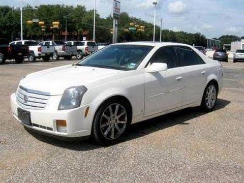 Cadillac CTS Alternator Replacement 3.6L V6