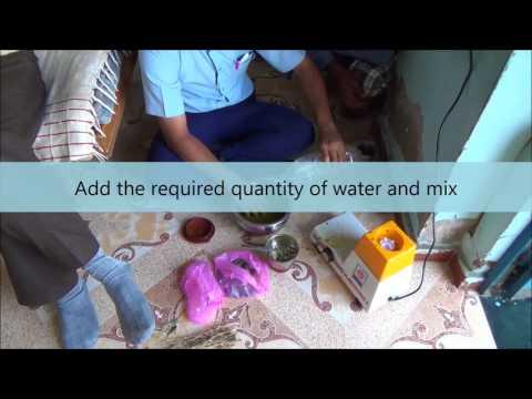 Ethnoveterinary formulation for Tick control